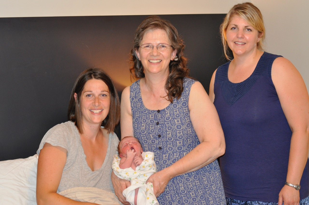 JoySpring Midwifery teaching student Edmonton