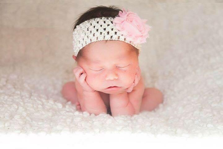 Baby Elliyah by Jennifer N. at Joi by Jen Photography