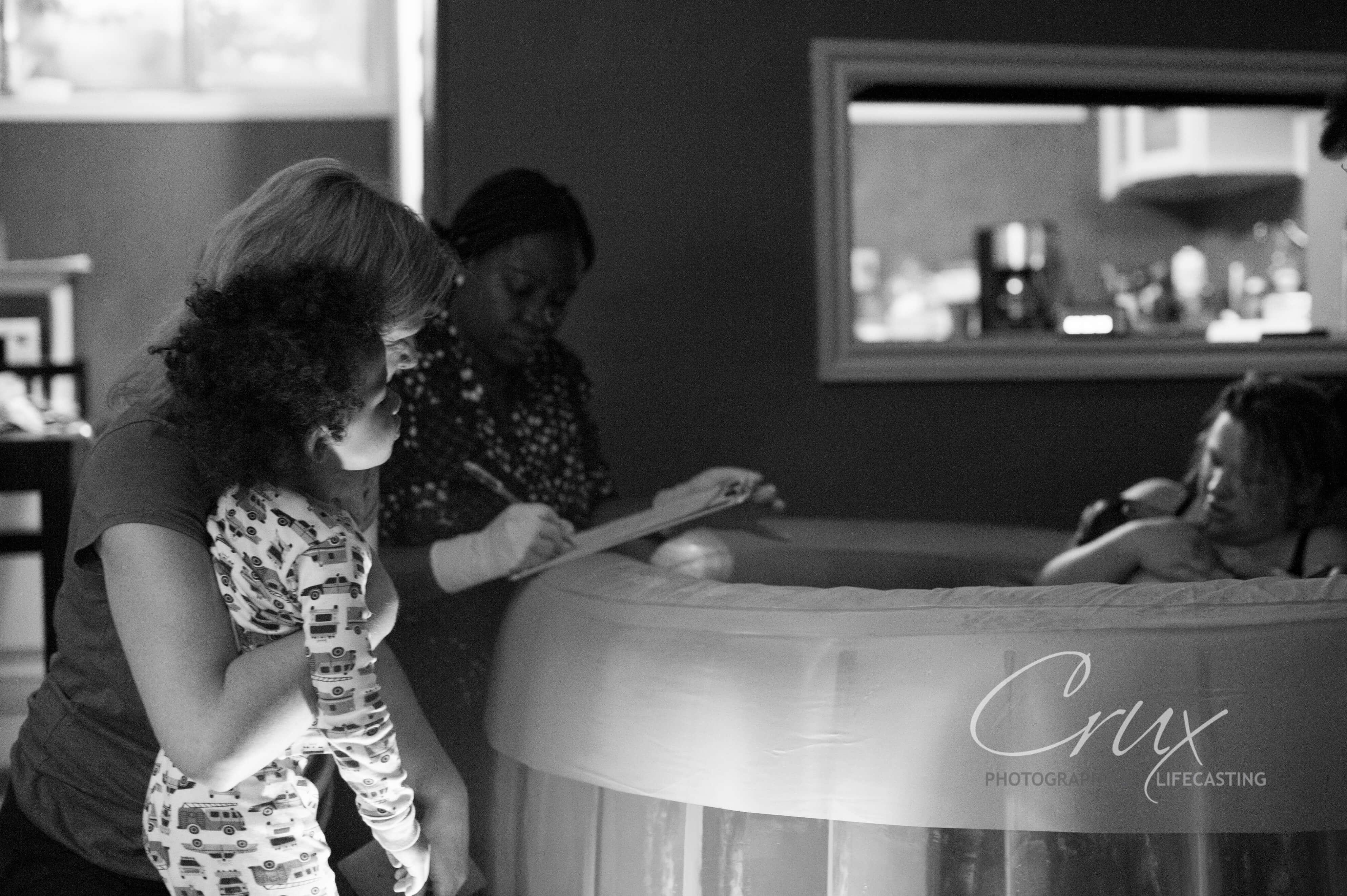 Audrey JoySpring Midwifery testimonial-water birth